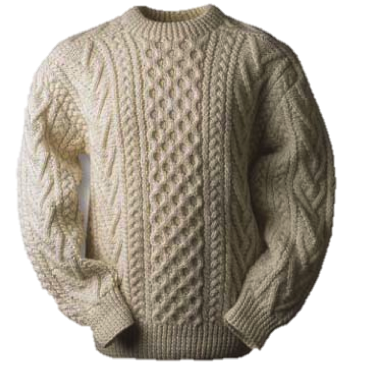 Frank Clewer's Sweater