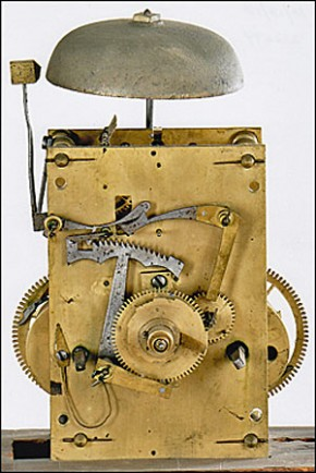 Past-Seeing Alarm Clock