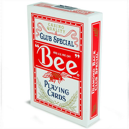"""Bloody """"Bee"""" Playing Cards"""