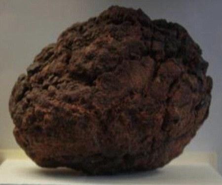 Explosive Meteor Fragment