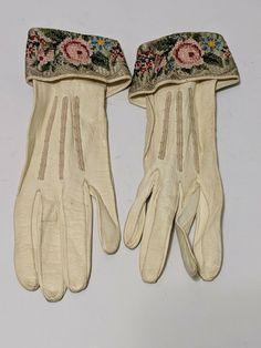 Mary Wortley Montagu's Floristy Gloves