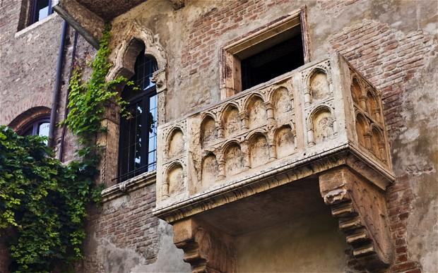 Balcony of Capulet's House
