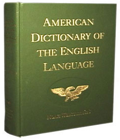 First Webster's Dictionary