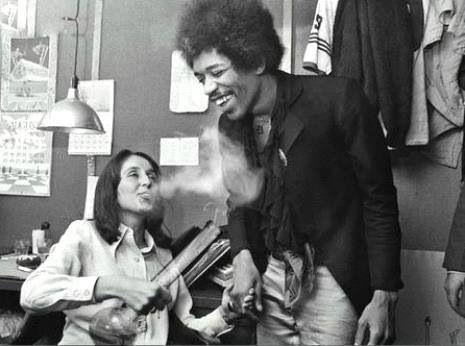 Jimi Hendrix's Bong