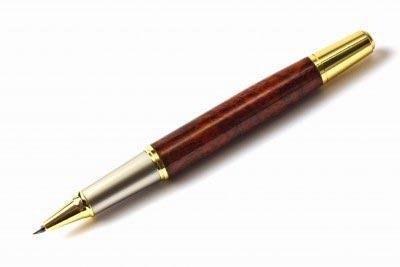 Jure Sterk's Ballpoint Pen