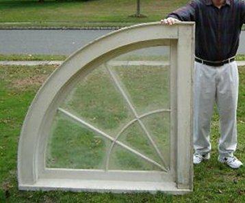 Amityville House Windows