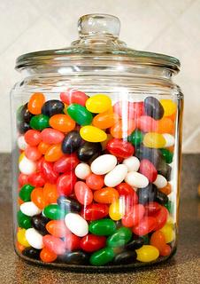 Ronald Reagan's Jelly Beans