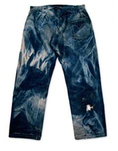 Levi Strauss's Original Pair of Jeans