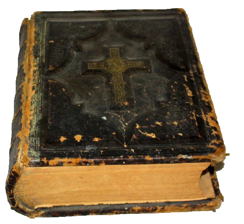 John Hendrix's Bible