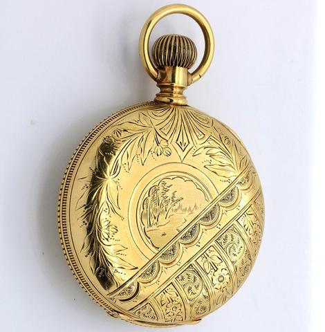 Charles Peace's Gold Pocketwatch