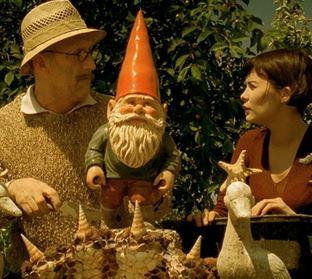 "Garden Gnome from ""Amélie"""