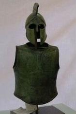 Spartacus' Armor