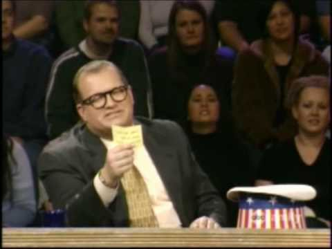 """""""Whose Line is it Anyway's"""" Scenes from a Hat's American Hat"""