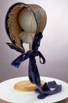 Annie Oakley's Bonnet