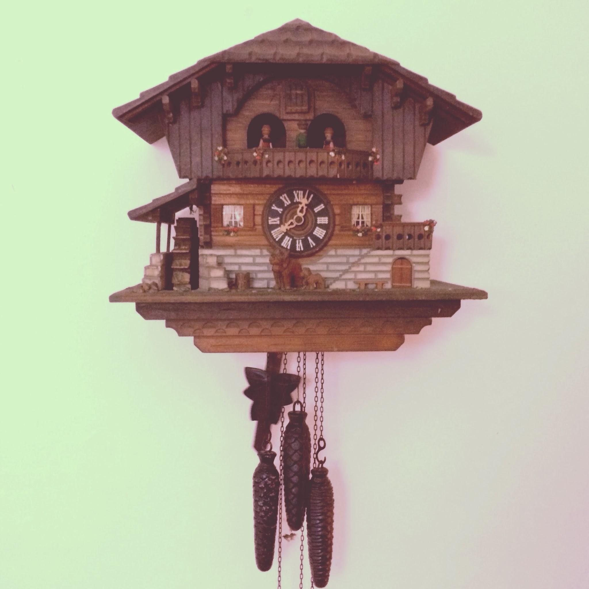 Carl Jung's Cuckoo Clock