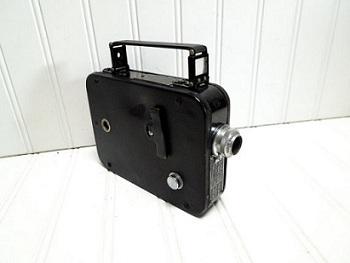 Cine-Kodak 8 Model 25 Camera