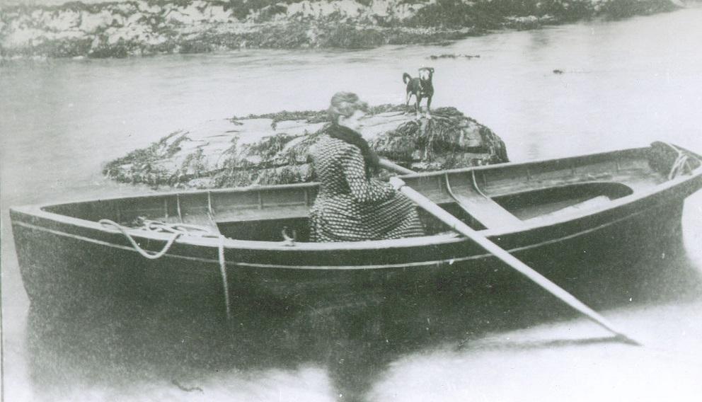 Ida Lewis' Boat