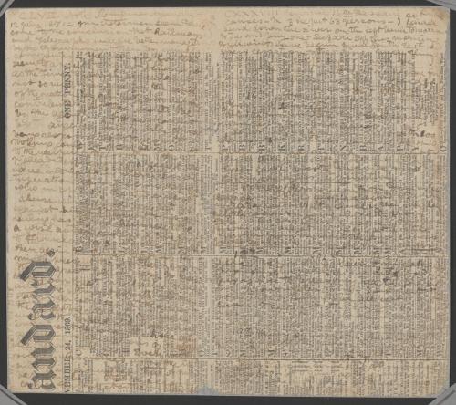 David Livingstone's Diary