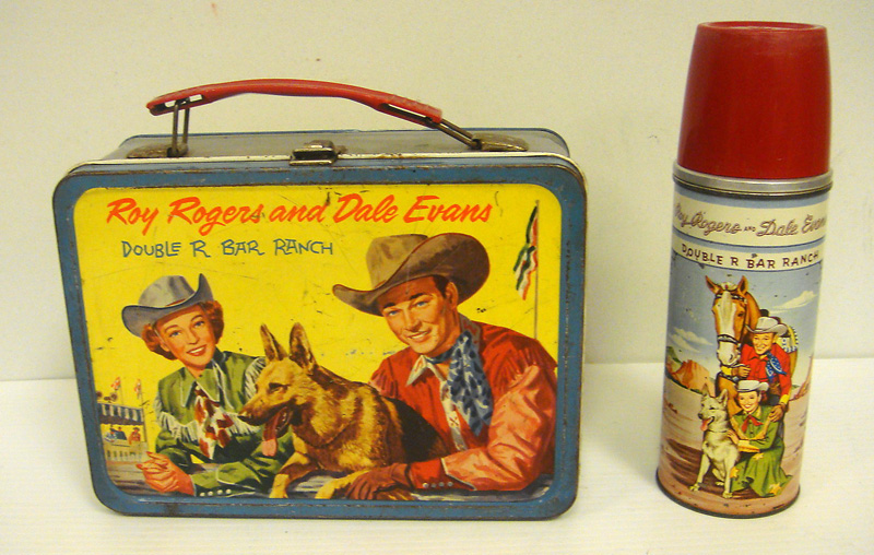 Roy Roger's Lunchbox