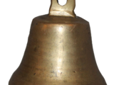 1800's Safety Coffin Bell