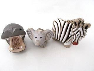 Ceramic Figurine Collection