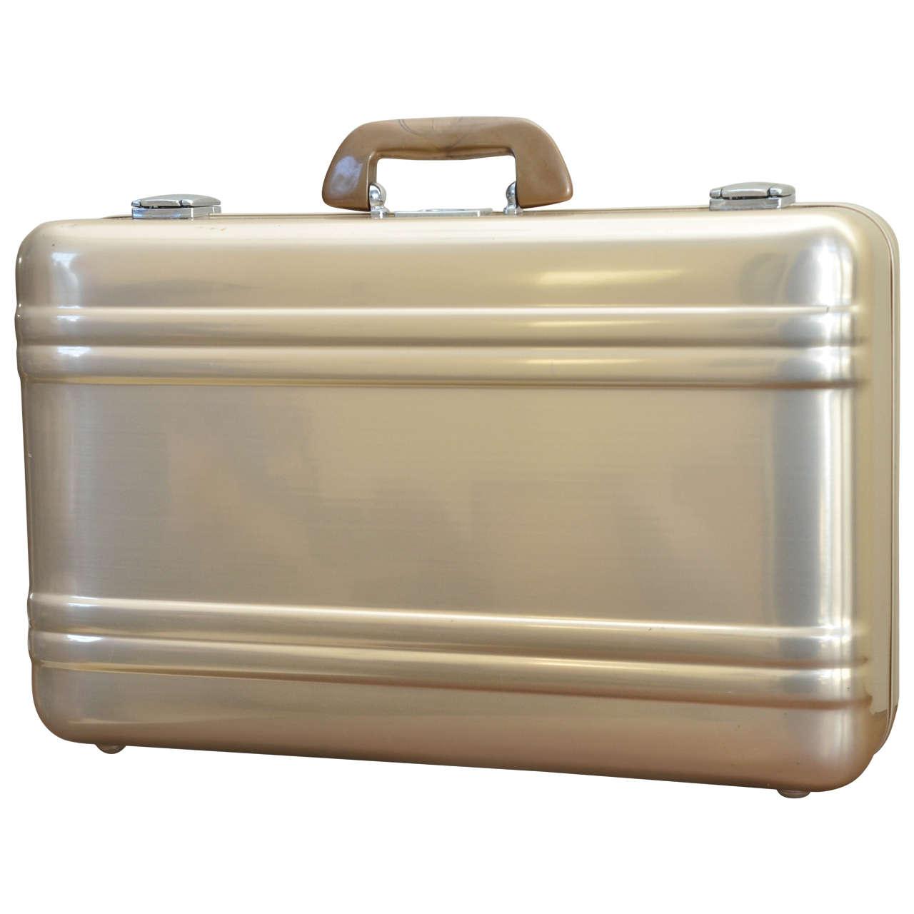 Norman Borlaug's Suitcase