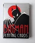 "90s ""Batman"" Playing Cards"