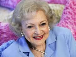 Betty White's Pearl Earrings