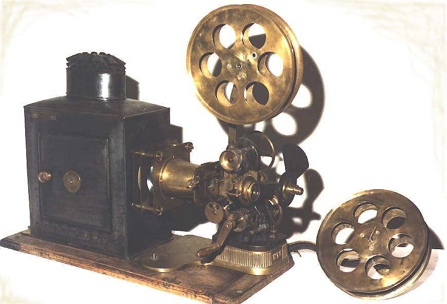 August Musger's Projector