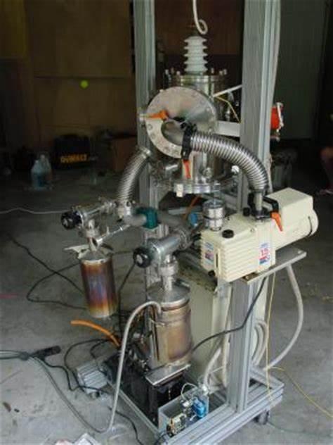 David Hahn's Nuclear Reactor