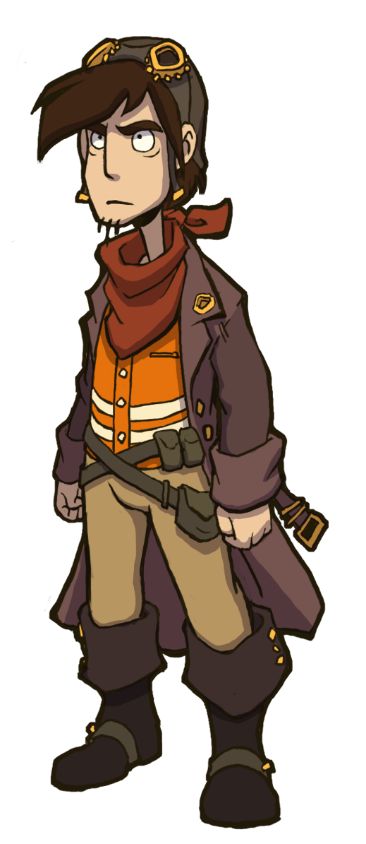 Rufus' Overcoat