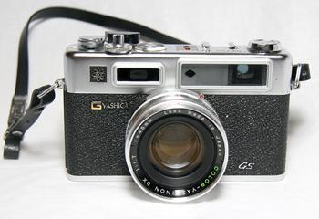 John Sutcliffe's Camera