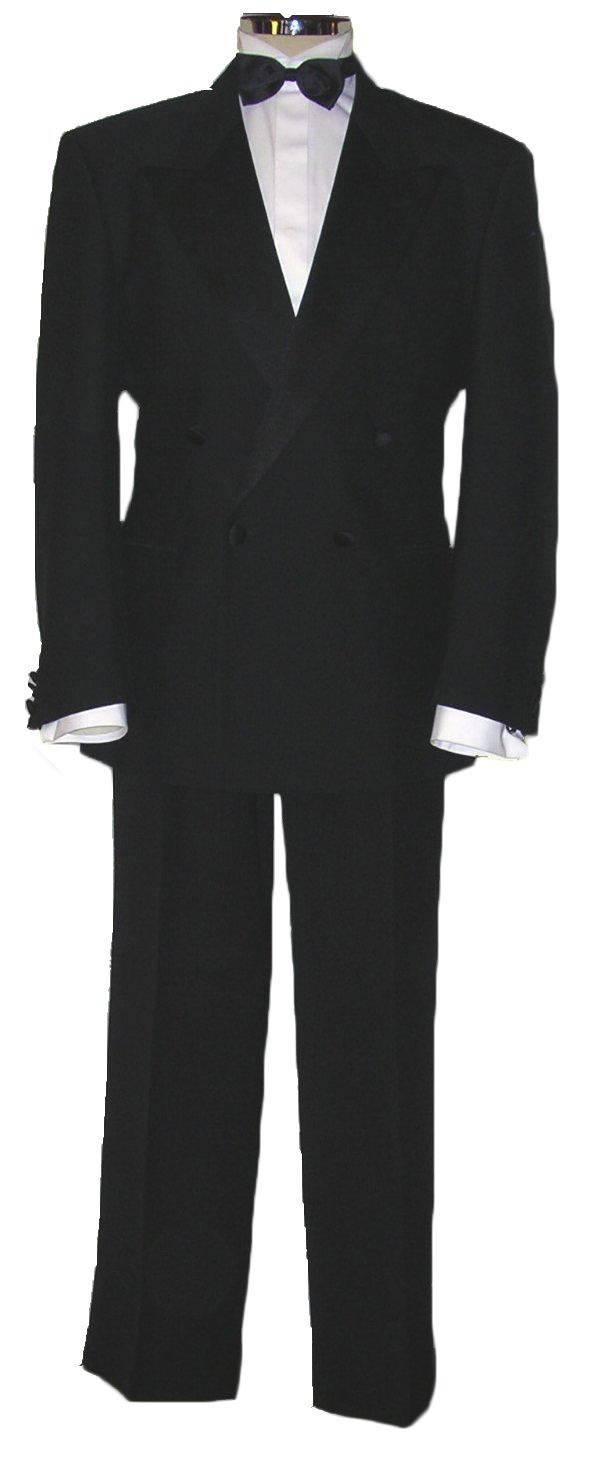 Ashley Revell's Tuxedo
