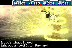 The Wheat Sword