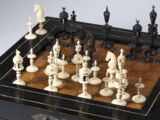 Oliver Cromwell's Chess Set