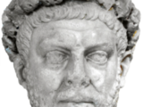 Bust of Diocletian