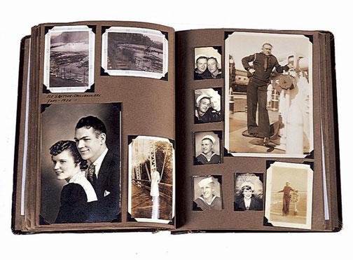 Absorbent Photo Album and Camera