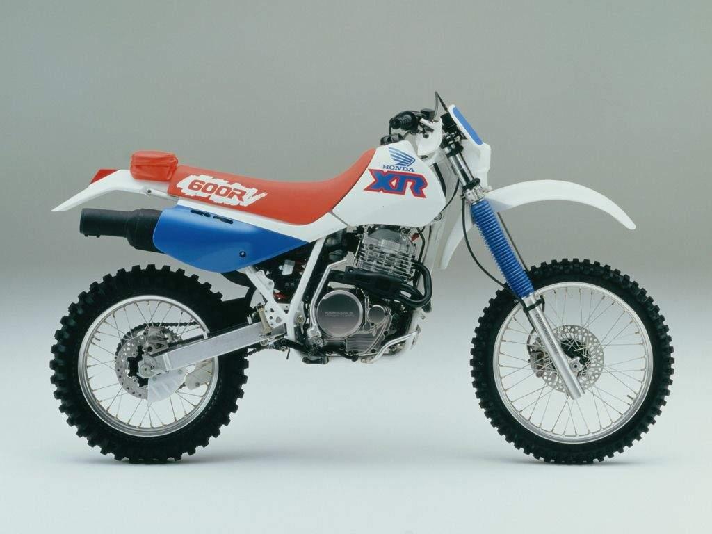 Carl Gugasian's Dirt Bike
