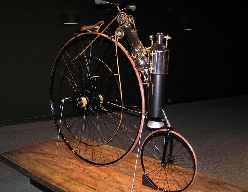 Lucius Copeland's Boiler