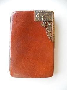 Horse Cigarette Case