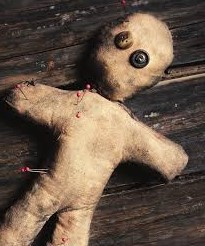 Voodoo Doll from the Haitian Revolution