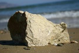 Stone Shard from 226 BC Rhodes Earthquake
