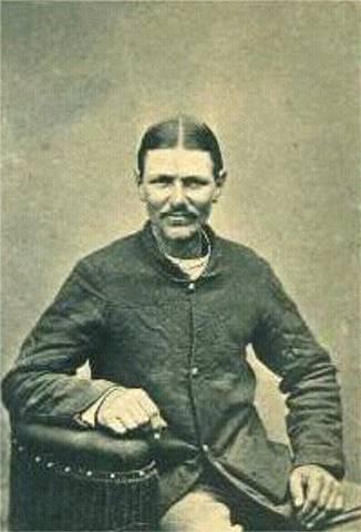 Boston Corbett