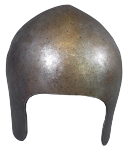 Joan of Arc's Helmet