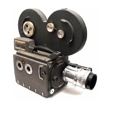 George Romero's Camera