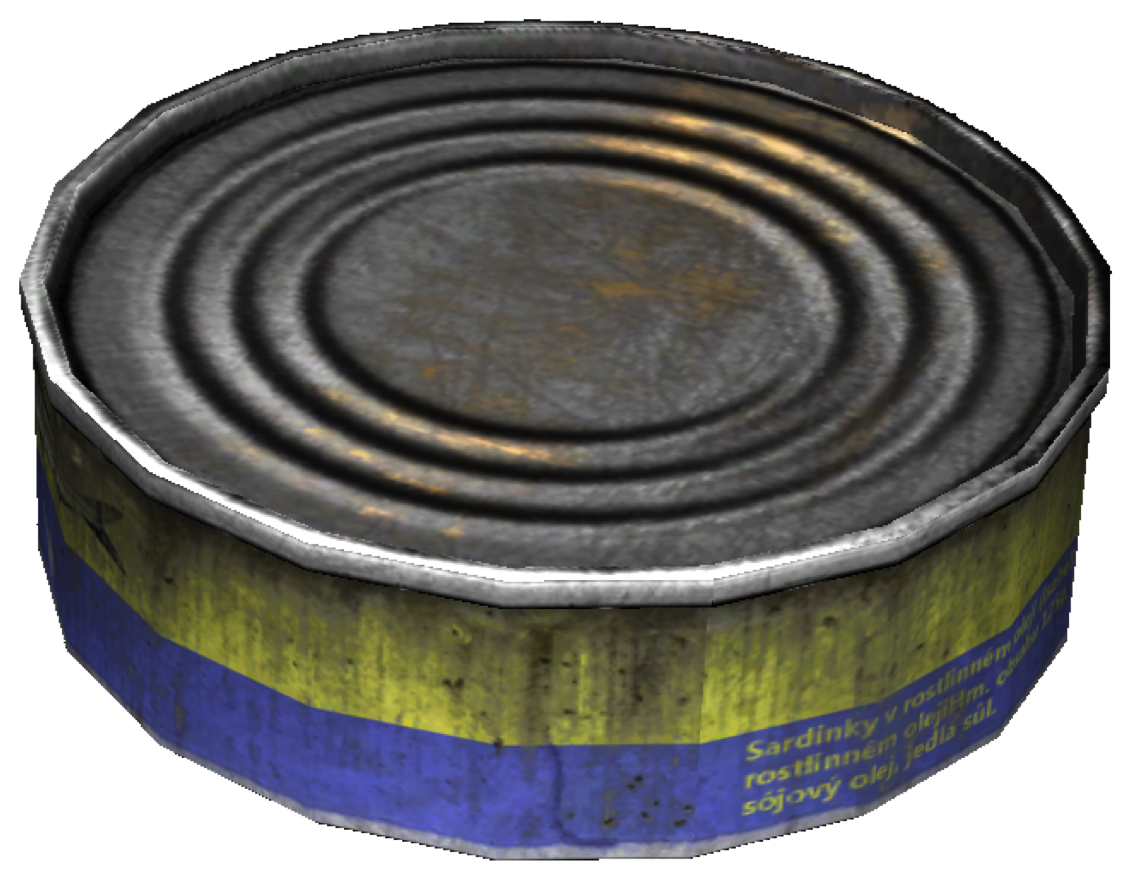 Ernest Shackleton's Can of Sardines