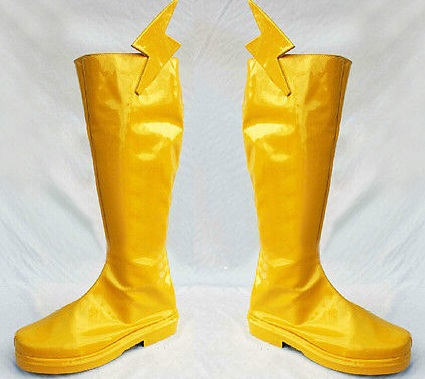 Flash's Boots