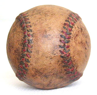 Ed Walsh's Spitball