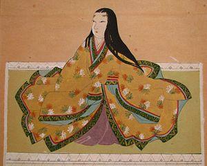 Lady Saigō's Kimono
