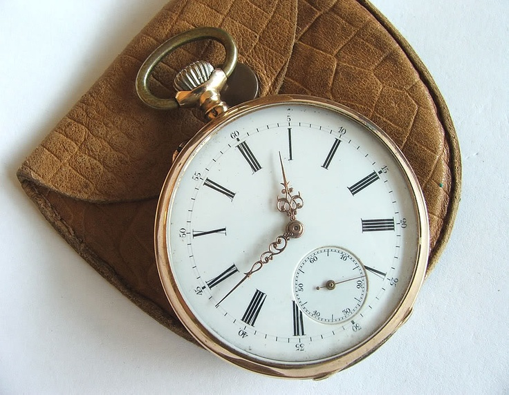 David Livingstone's' Pocket Watch